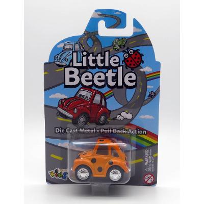 Breloc - Minimodel metalic Little Beetle - Gargarita