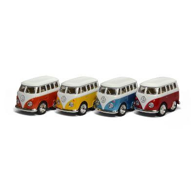 Breloc - Minimodel metalic Volkswagen - Van