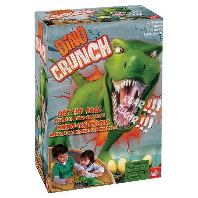 NOU! Dino Crunch - joc Goliath