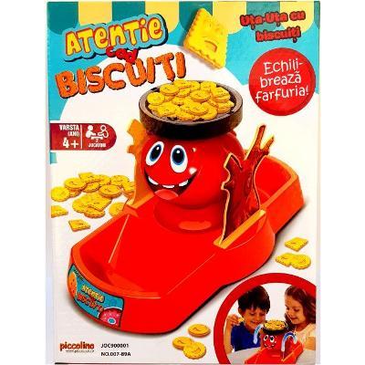 Atentie-cad biscuiti