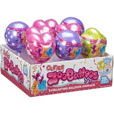 Zooballoos Verde - Zoo-balonasele care rezista