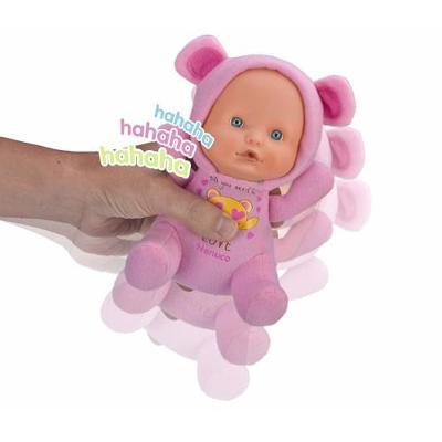 Papusa Bebelus Nenuco Ursulet Happy Roz