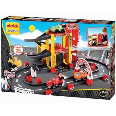 Set Constructii Abrick Fast Car Racing