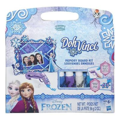 Set Creativ Doh Vinci Memory Board Frozen