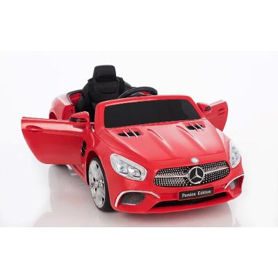 Mercedes-Benz SL400_ROSU